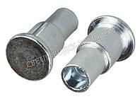 Заклёпка для колёсных блоков на чемодан, 9.9*10.5 мм, без фаски, фото 1