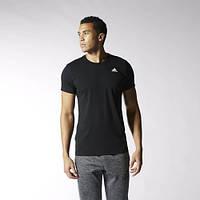Футболка спортивная, мужская adidas Men's Essentials Tee - Blacks S17643 адидас