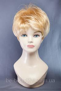 Парик из термоволокна №17. Цвет классический блонд