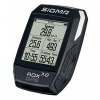 Велокомпьютер Sigma ROX 7.0 GPS BLACK