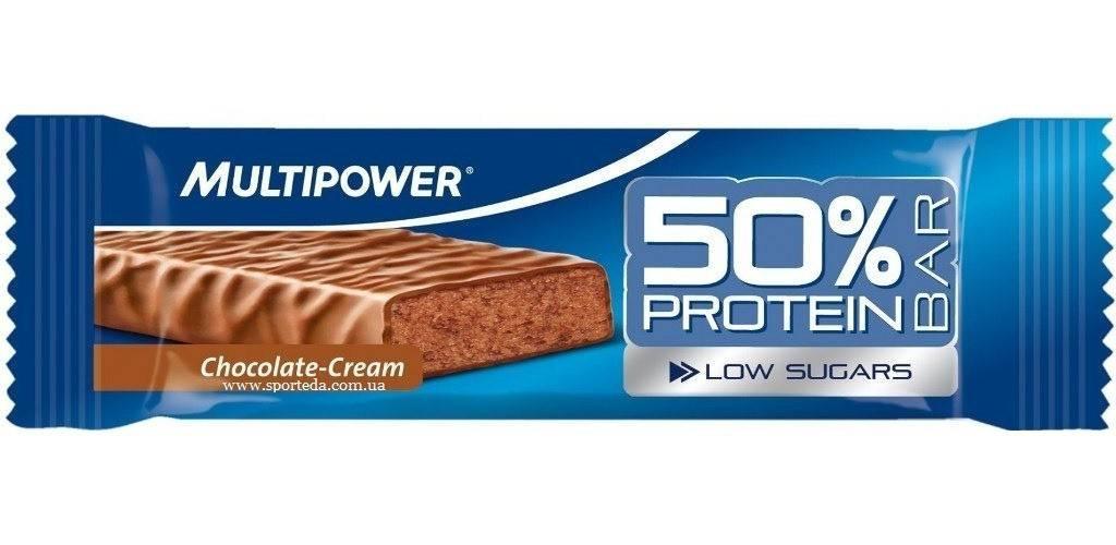 Multipower 50% Protein Bar 50 г