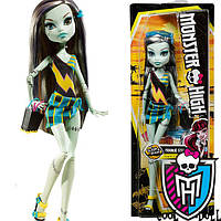 Кукла Монстер Хай Фрэнки Штейн серия Мрачный пляж Monster high Frankie Stein Gloom Beach