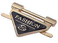 "Украшение-пластина ""Fashion"", цв. золото, 51173д, фото 1"