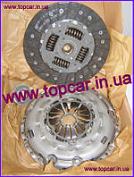 Комплект зчеплення 240mm Fiat Ducato 2.2 HDi 100 06 - ОРИГІНАЛ 1611272080