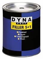 Комплект грунт + отвердитель Dynacoat Filler 5 + 1 Dynacoat 3,6л