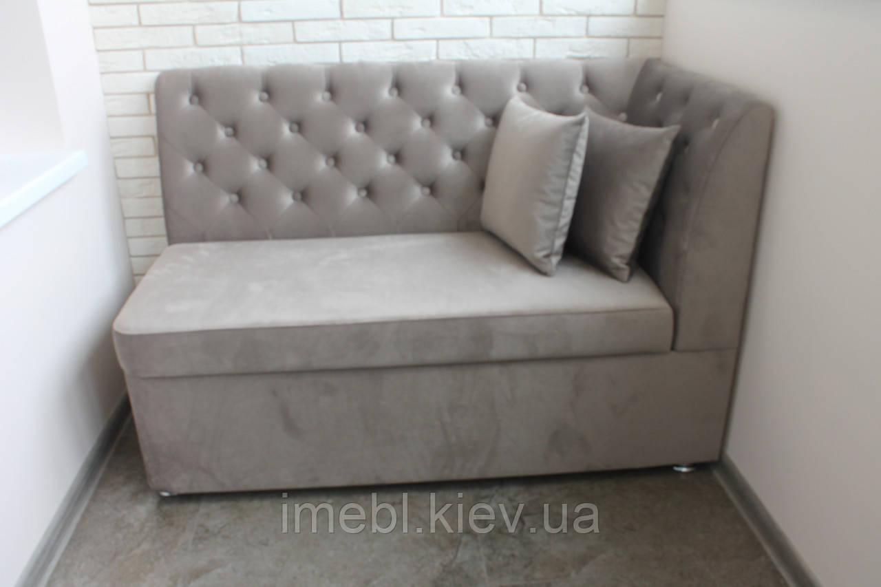 диванчик на кухню фото