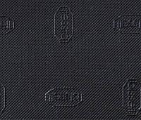 Полиуретан листовой набоечный BISSELL, art.30056T, размер 300*350*6.2мм, цв. черный