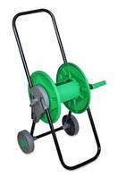 Катушка для шланга Verano 1/2 дюйма 60 м с колесами