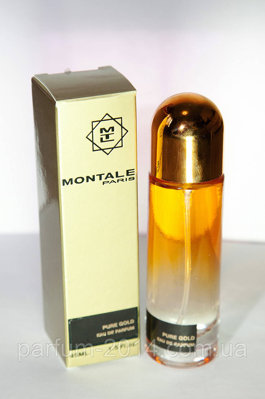 АКЦИЯ Мини парфюм Montale Pure Gold 45 + 5 ml в подарок - Parfum-2014 - Интернет-магазин парфюмерии и косметики в Харькове