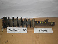 Б.У. опора переднего амортизатора Mazda 6 GG 2003-2007 б/У