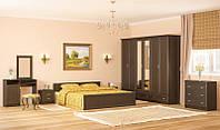 Спальный гарнитур Соната с шестидверным шкафом. Производитель Мебель-Сервис, фото 1