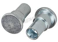 Заклёпка для колёсных блоков на чемодан, 9.9*6.9 мм, фото 1