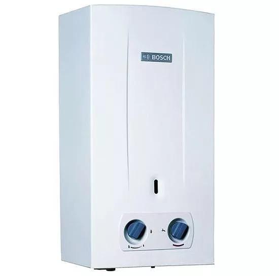 Газовый проточный водонагреватель Bosh Therm 2000O - W 10 KB.
