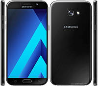 Смартфон Samsung Galaxy A7 (2017) A720 Dual 3/32GB  Black Sky