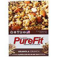 Pure Fit Bars, Premium Nutrition Bars, Батончики Хрустящей Гранолы, 15 штук по 2 унции (57 г) каждая