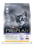 Purina Pro Plan Junior  корм для котят, а также для беременных и кормящих кошек с курицей  0,4 кг