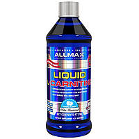 ALLMAX Nutrition, Жидкий L-карнитин с выраженным ароматом ежевики, 16 унций (473 мл)