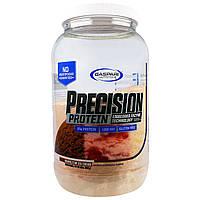 """Gaspari Nutrition, """"Точный белок"""", сывороточный белок точного действия, со вкусом неаполитанского мороженого, 2 фунта (907 г)"""