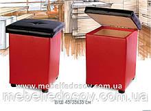 Кухонный угол Пуф квадратный (FM/ФМ)  350х350 h450 (2кат)