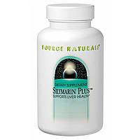 Source Naturals, Силимарин+, 120 таблеток