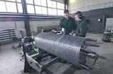 Егоза диаметром 400;450;650 мм с 3-мя скобам ГОСТ доставка по Украине, колючая проволока. Казачка, фото 3