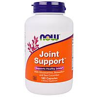Now Foods, Joint Support, поддержка суставов, 180 капсул
