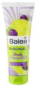 Гель для душа Balea Fresh Smoothie c ароматом юзу и акаи 250мл