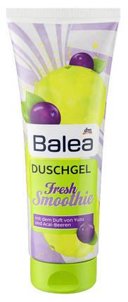 Гель для душа Balea Fresh Smoothie c ароматом юзу и акаи 250мл, фото 2