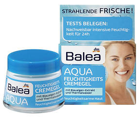 Крем-гель для лица Balea Aqua увлажнение 50мл