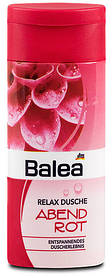 Гель для душа Balea Abend Rot Relax 300мл