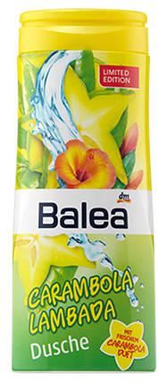Гель для душа Balea Carambola Lambada 300мл, фото 2