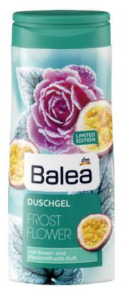 Гель для душа Balea Frost Flower с ароматом розы и маракуйи 300мл, фото 2