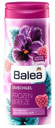 Гель для душа Balea Frozen Breeze с ароматом фиалки и малины 300мл, фото 2
