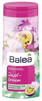 Гель для душа Balea Insel Traum с ароматом маракуйи  и фрезии 300мл, фото 2