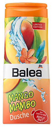 Гель для душа Balea Mango Mambo 300мл, фото 2