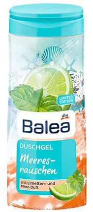 Гель для душа Balea Meeresrauschen с ароматом лайма и мяты 300мл, фото 2