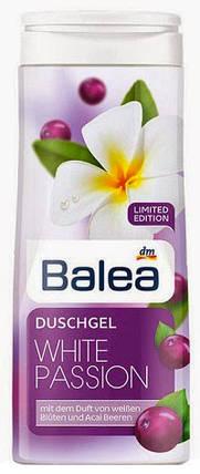 Гель для душа Balea White Passion 300мл, фото 2