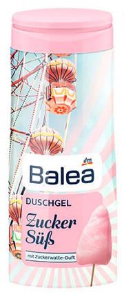 Гель для душа Balea Zucker Süß с ароматом сахарной ваты 300мл, фото 2