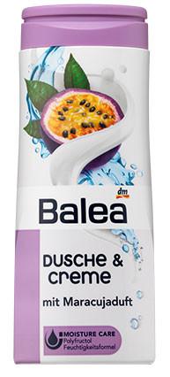 Гель для душа Balea с ароматом маракуйи 300мл