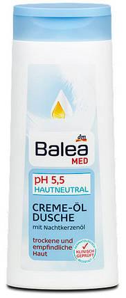Крем-Гель для душа Balea pH-5,5 на масляной основе 300мл, фото 2