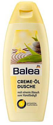 Крем-Гель для душа Balea с ароматом ванили 250мл, фото 2