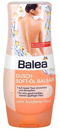 Гель-бальзам для душа Balea маслянный для очень сухой кожи 400мл , фото 2