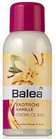 Масло для принятия ванн Balea экзотическая ваниль 500мл