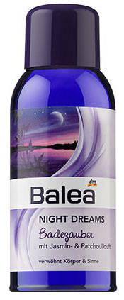 Пена для ванны Balea Night Dreams 500мл, фото 2