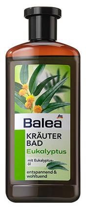 Пена для ванны Balea на травах с маслом эвкалипта 500мл, фото 2