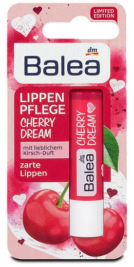 Помада гигиеническая Balea Cherry dream 4,8г