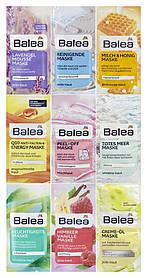 Маски для лица Balea в ассортименте
