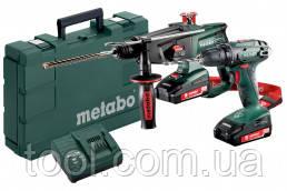 Metabo Combo Set 2.3.2 18 V *BS18+KHA18, артикул 685083000