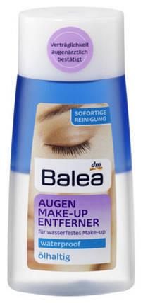 Жидкость для снятия макияжа Balea двухфазная 100мл, фото 2