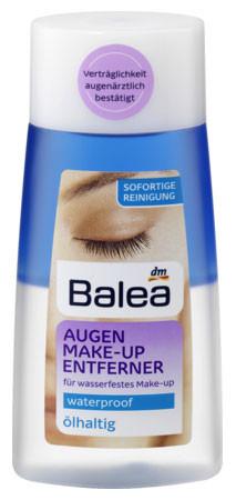 Жидкость для снятия макияжа Balea двухфазная 100мл